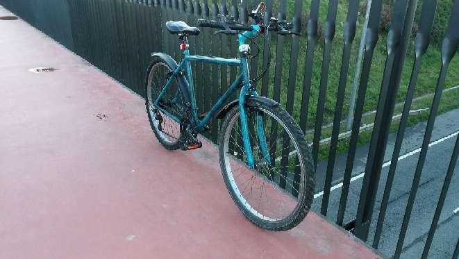 Imagen producto Vendo bicicleta conor 26 pulgadas M 4
