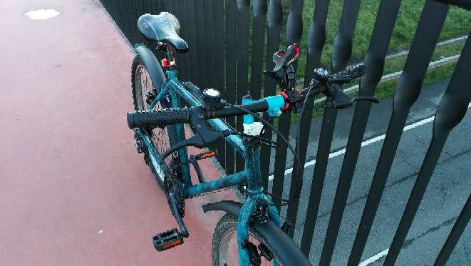 Imagen producto Vendo bicicleta conor 26 pulgadas M 8