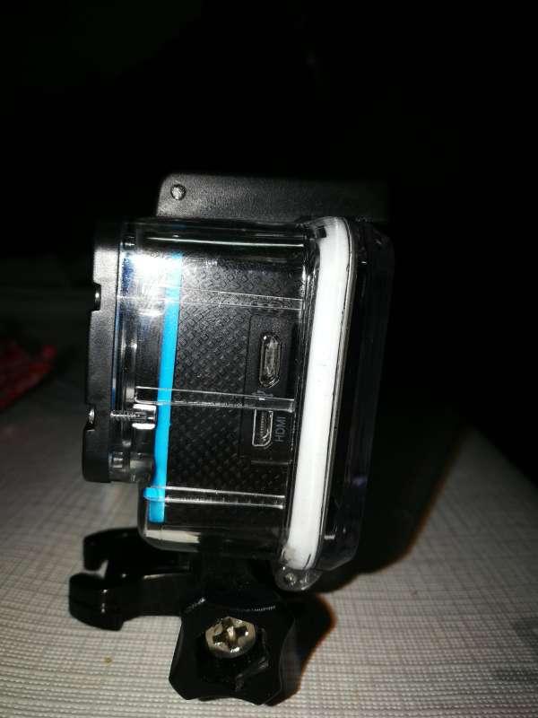 Imagen producto Cámara GoPro 4K ( nueva ) 3