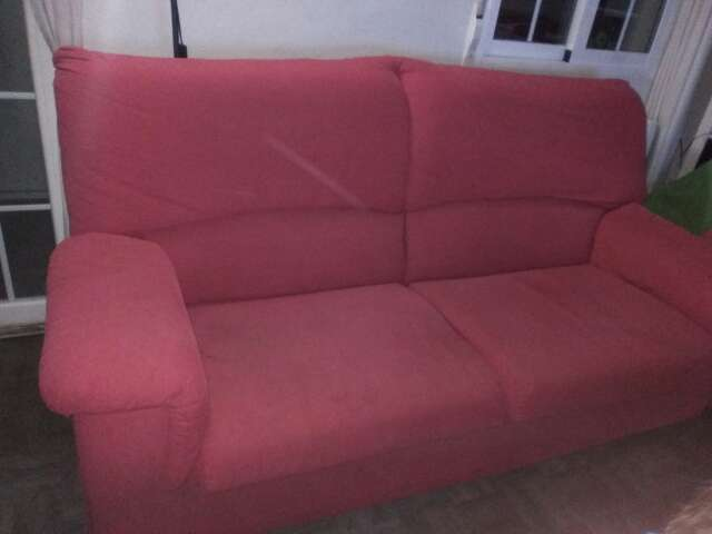 Imagen sofa tres plazas 35€