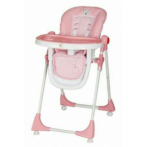 Imagen Trona Delicatessen Baby rosa