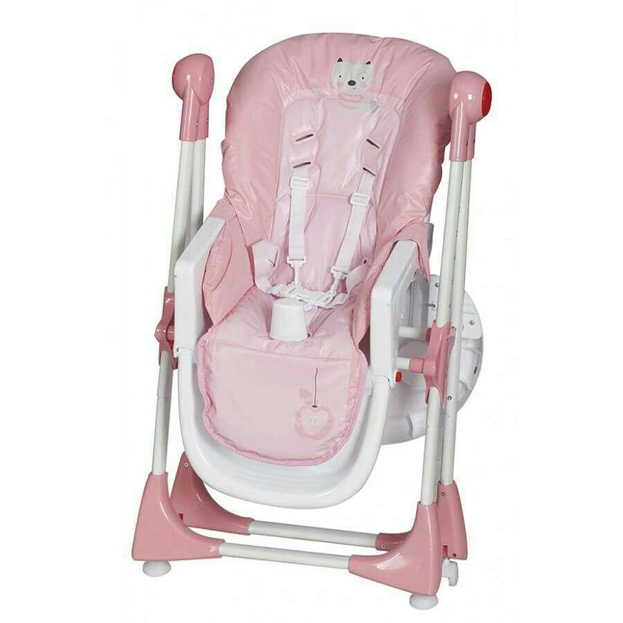 Imagen producto Trona Delicatessen Baby rosa 2