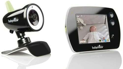 Imagen Babymoov screen touch
