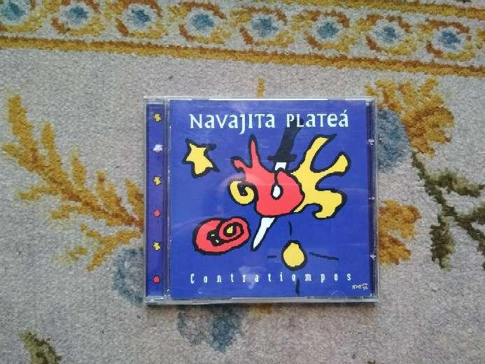 Imagen producto CD Navajita Plateá contratiempos 1