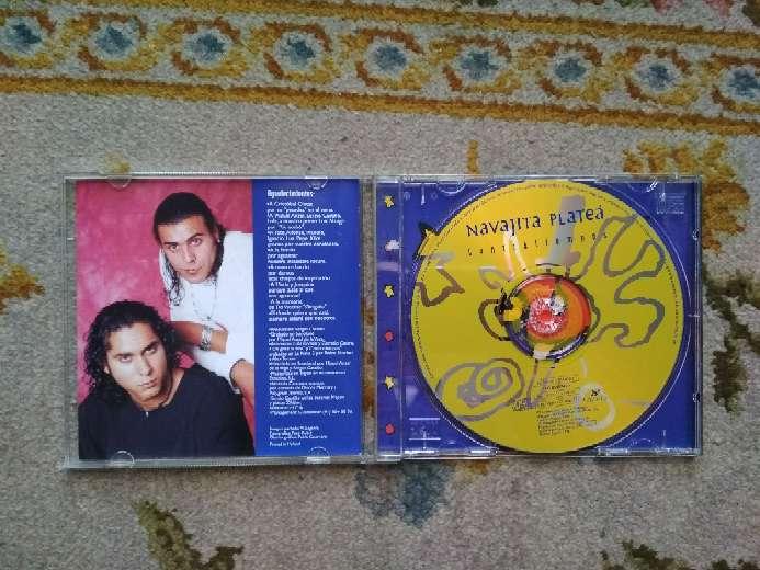 Imagen producto CD Navajita Plateá contratiempos 2