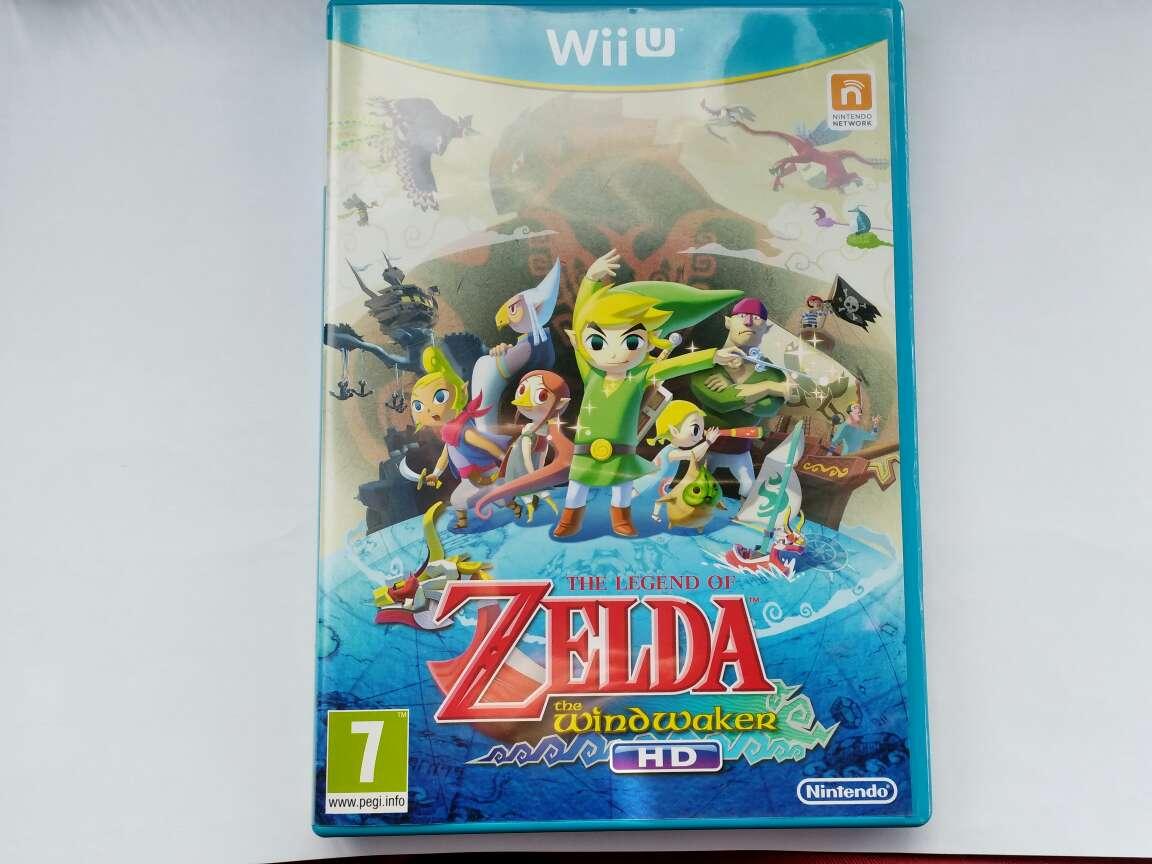 Imagen Zelda windwaker HD, wiiu