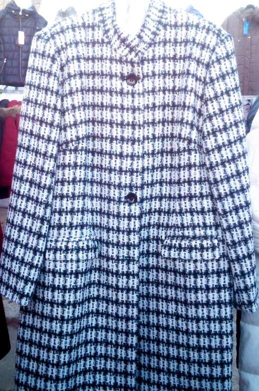 Imagen abrigo elegante para mujer