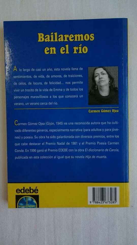 Imagen producto Libro Bailaremos En El Río  2