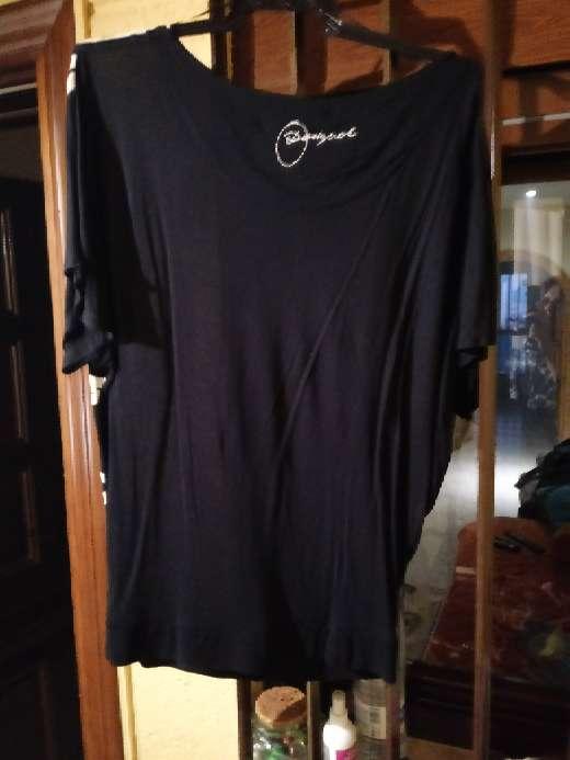 Imagen producto Camiseta desigual 2