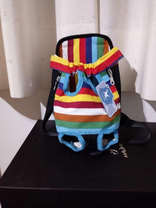 Imagen mochila colores