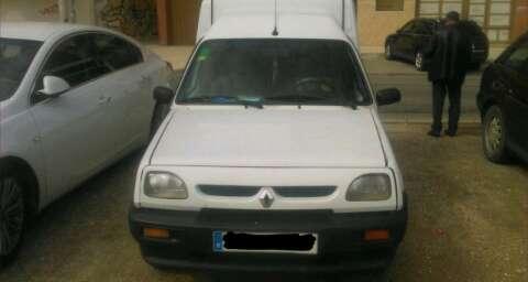 Imagen Renault Express 1.9 Diesel.