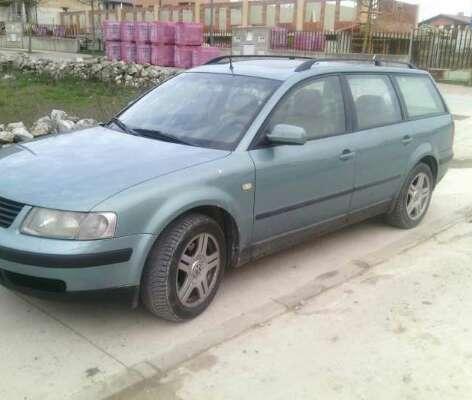 Imagen Volkswagen Passat 1.9 TDI Auto.