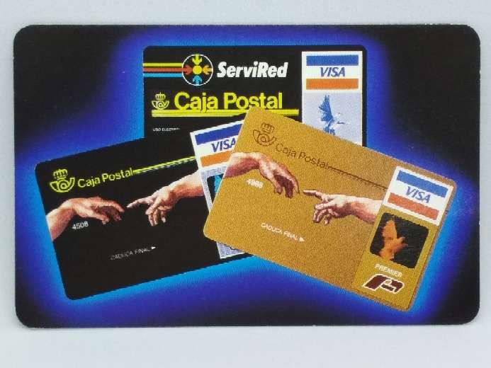 Imagen producto Calendario Fournier de la Caja Postal de 1991 1