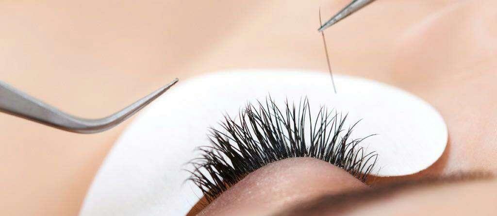 Imagen extencion de pestañas pelo a pelo