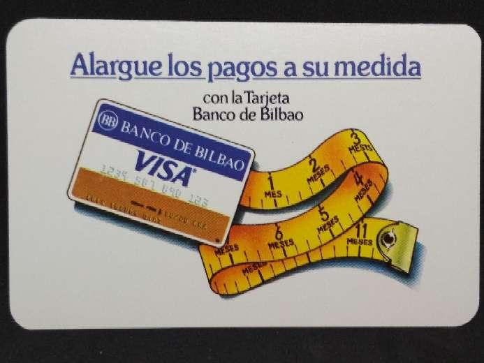 Imagen Calendario Fournier del Banco de Bilbao de 1979