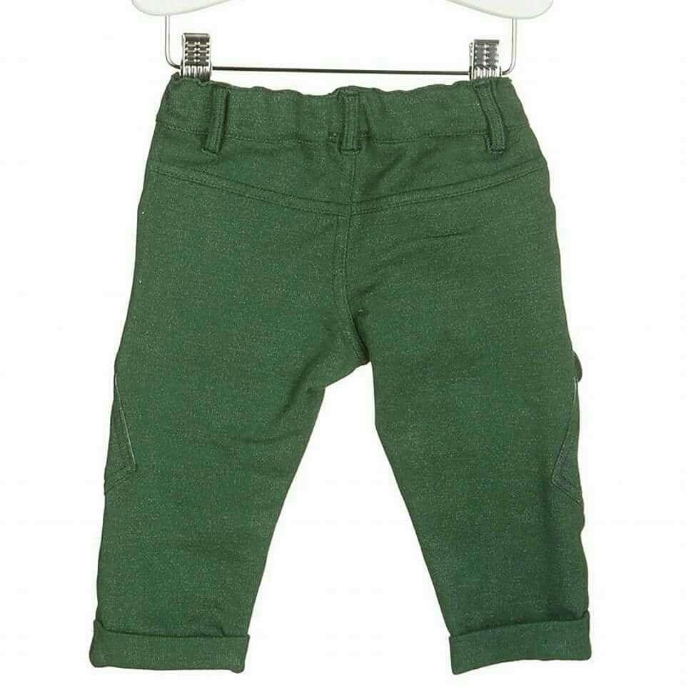 Imagen producto Pantalón felpa bolsillos rolling 2