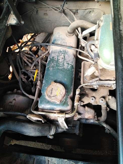 Imagen Nissan vanette 1.5 gasolina