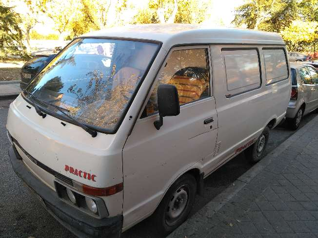 Imagen producto Nissan vanette 1.5 gasolina 9