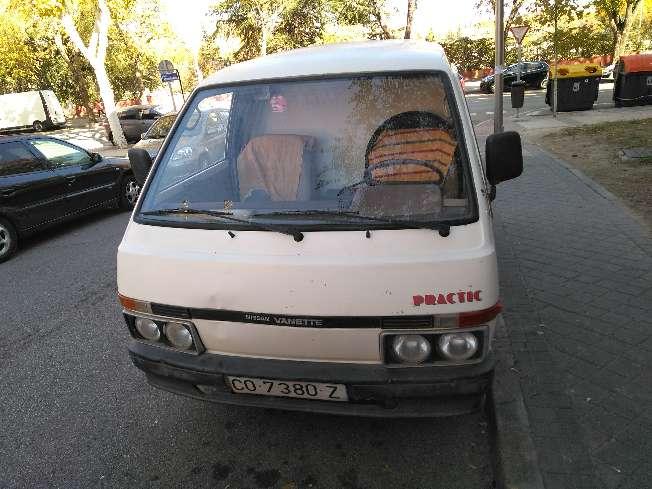 Imagen producto Nissan vanette 1.5 gasolina 10