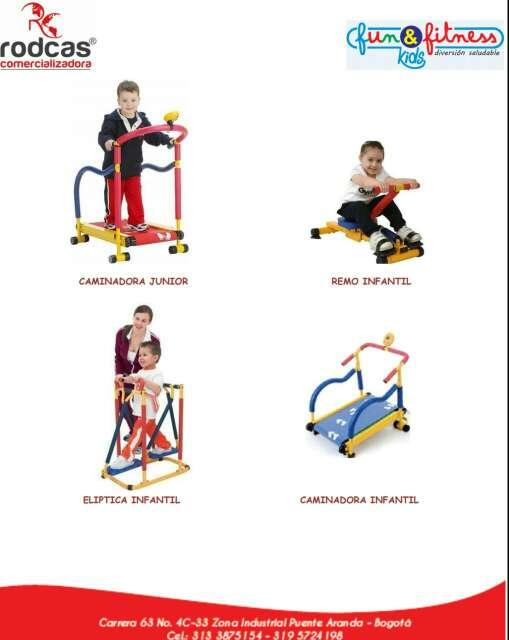 Imagen producto Gym infantil  equipos  3