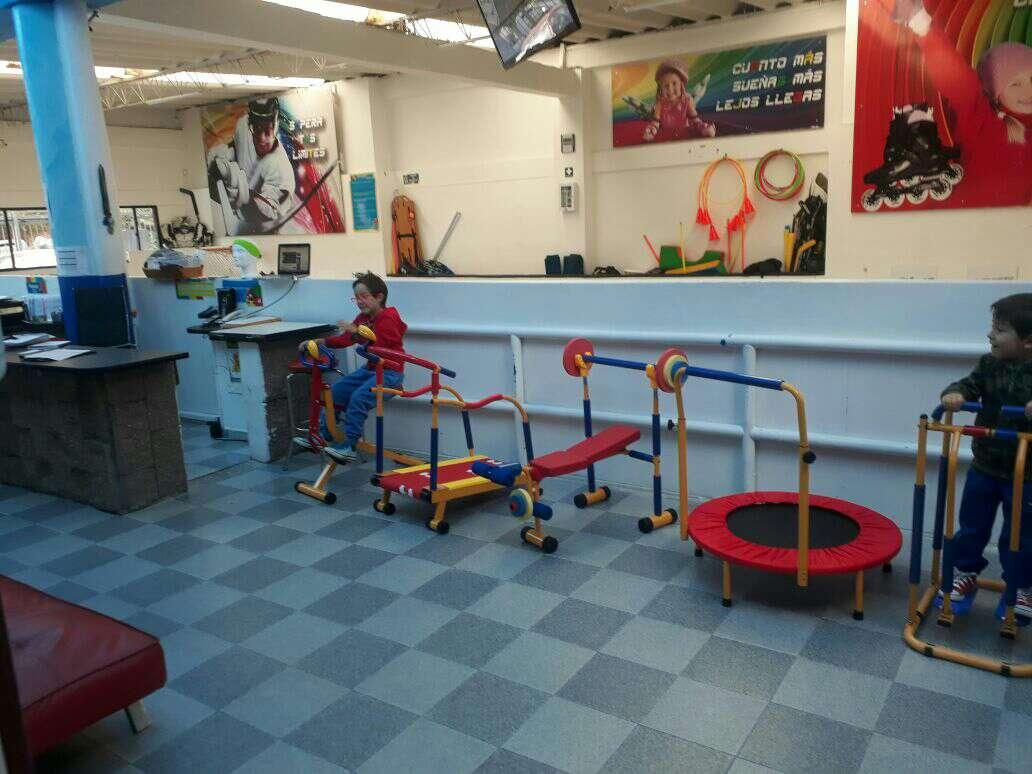 Imagen producto Gym infantil  equipos  5