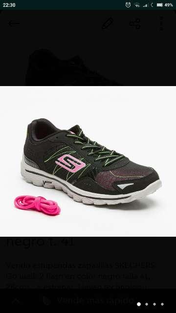 Imagen Skechers go walk 2 flash t. 41