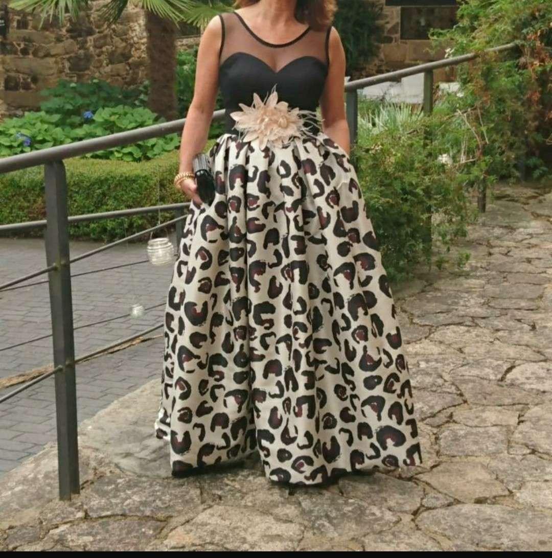 Imagen producto Vestido fiesta matilde cano 1