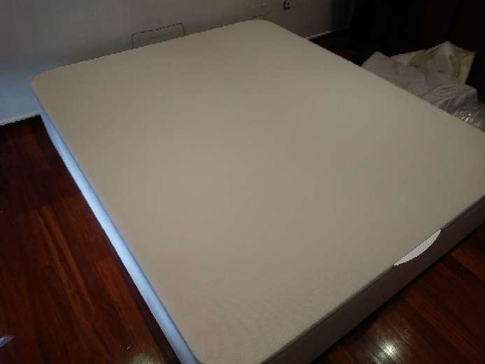 Imagen producto Abatible 1.50 acero de cama,nuevo,fiable,no  5