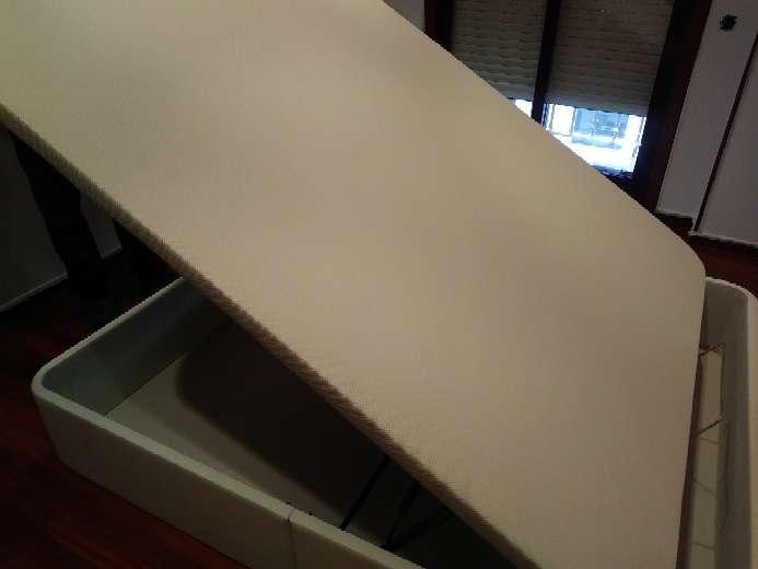 Imagen producto Abatible 1.50 acero de cama,nuevo,fiable,no  2