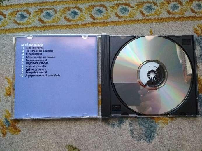 Imagen producto CD Alejandro Sanz si tú me miras 3