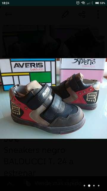Imagen producto Sneakers AVERIS-BALDUCCI t 24 a estrenar  2