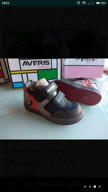 Imagen Sneakers AVERIS-BALDUCCI t 24 a estrenar