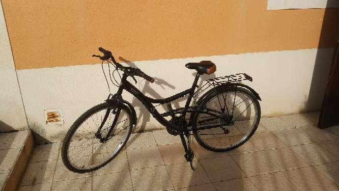Imagen producto Bicicleta de paseo de mujer Country 26 Trekking 2