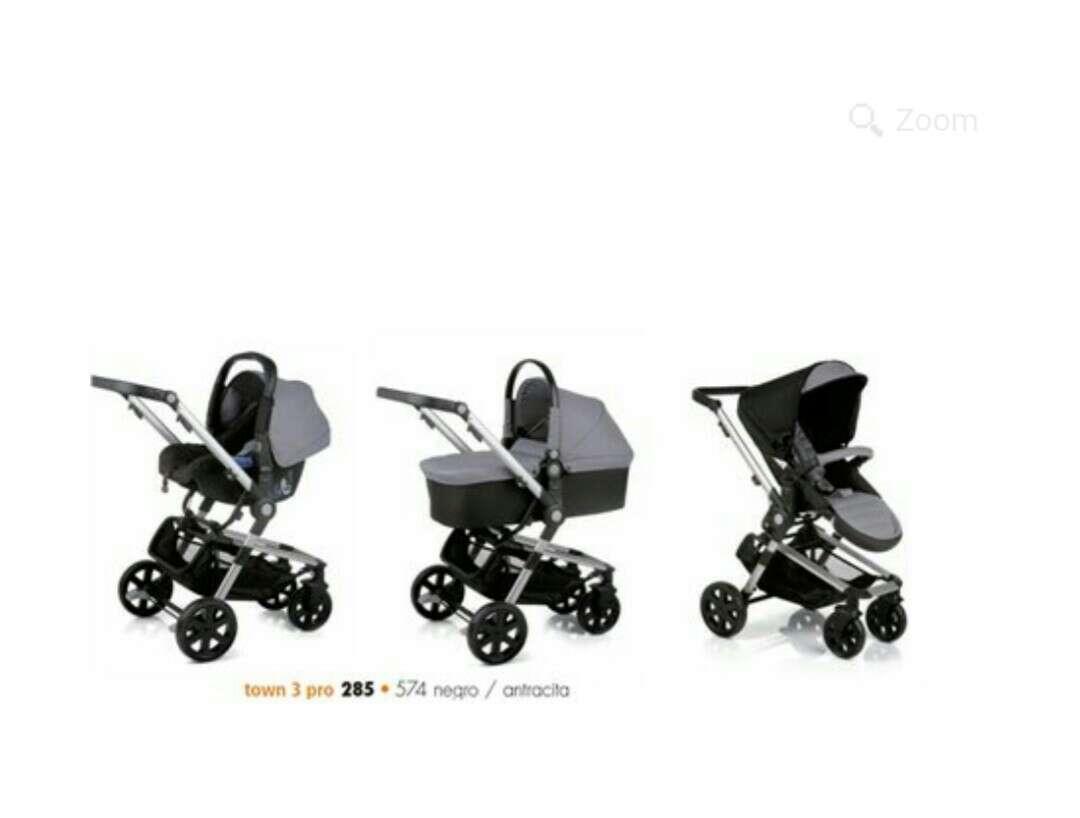 Imagen producto Carro de bebe  1