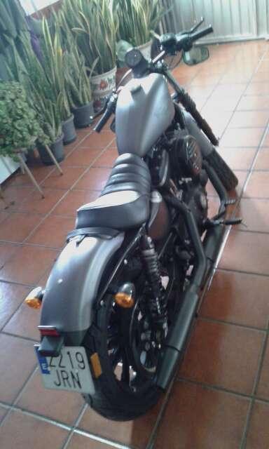 Imagen producto Harley Davidson Sporter 2