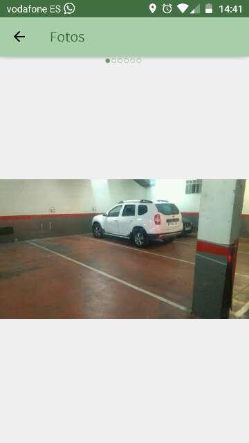 Imagen Plaza doble de aparcamiento