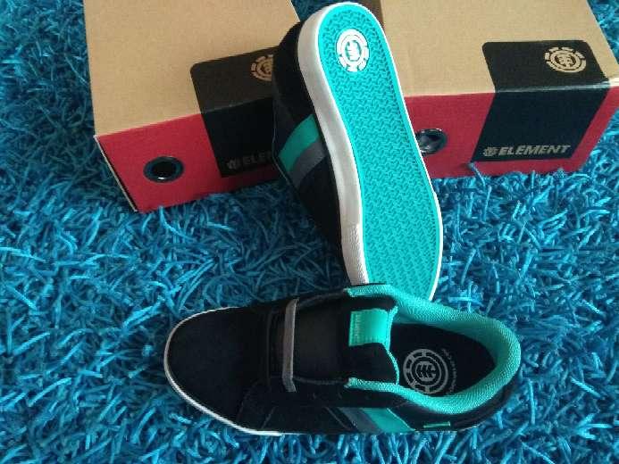 Imagen producto Zapatillas Element piel nobuk t. 33-34,5-35,5  7