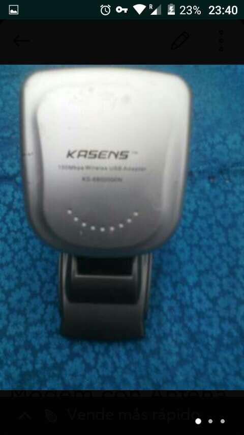 Imagen producto Modem/Antena Kasens 5000mah 1