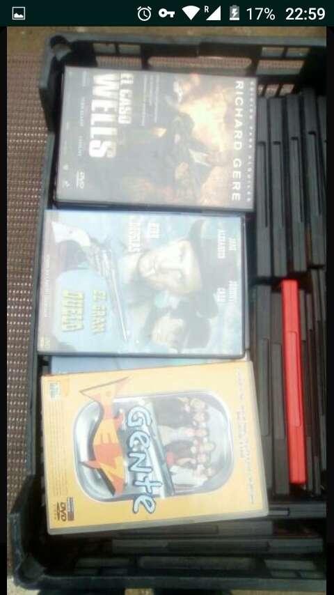 Imagen Peliculas DVD, diferentes temas