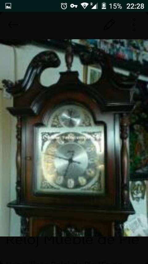 Imagen Maravilloso Reloj de Pie