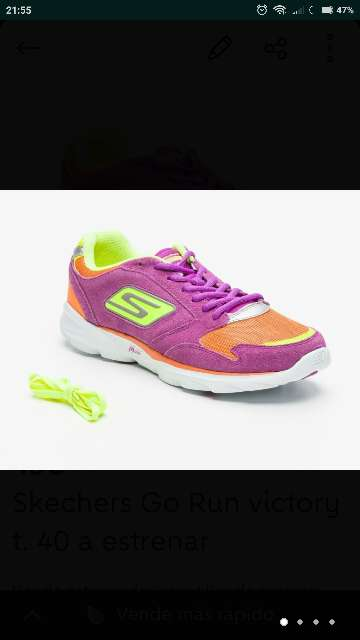 Imagen producto Skechers go run victory t. 40 a estrenar  3