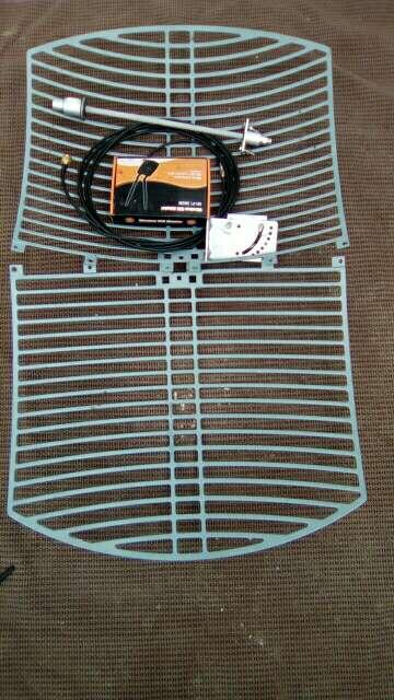 Imagen Antena parabolica WIFI
