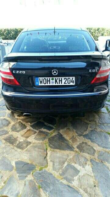 Imagen producto Mercedes Benz C 220 CDI 2