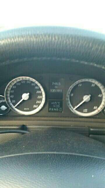 Imagen producto Mercedes Benz C 220 CDI 7