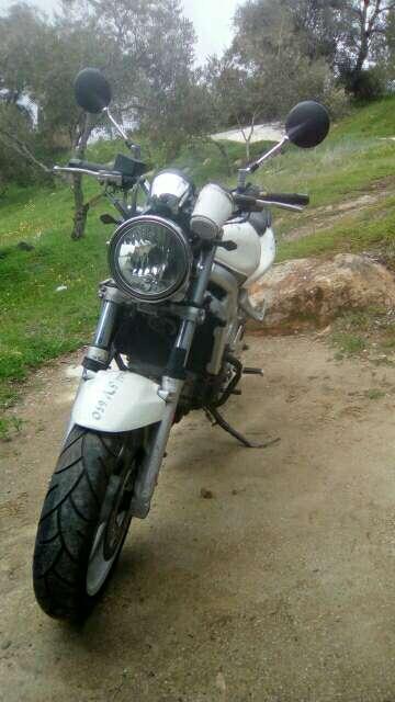Imagen Moto Suzuki sv650 año 2002