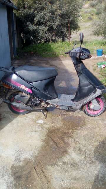 Imagen Moto Scootet Suzuki 49cm