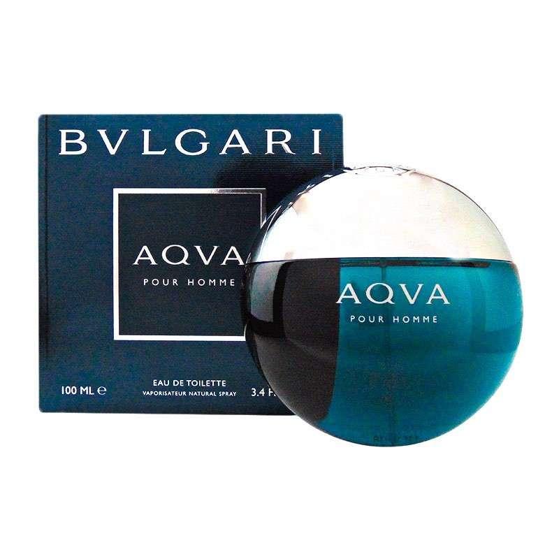 Imagen Bvlgari Aqua Para Hombre 100 Ml Original