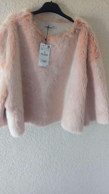 Imagen producto Jersey pelo Zara nuevo 3
