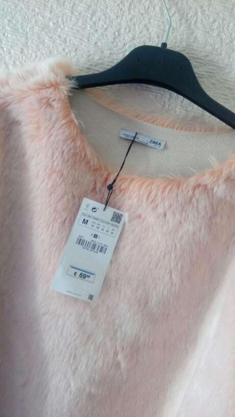 Imagen producto Jersey pelo Zara nuevo 2