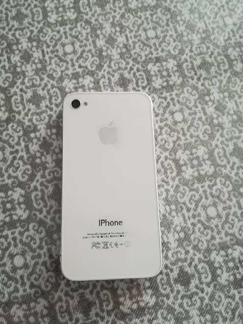 Imagen Teléfono iPhone 4